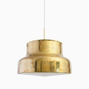 Lampada da soffitto Bumling grande di Anders Pehrson per Ateljé Lyktan, anni '60