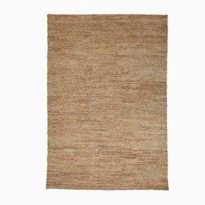 Handgewobener Soumak-Teppich aus Hanf von Rose Uniacke