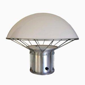 Lámpara hongo de Metalarte, años 60