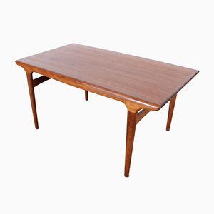 Tavolo da pranzo in teak di Johannes Andersen, Scandinavia, anni '60