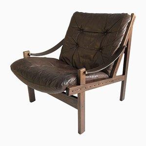 Vintage Hunter Sessel von Torbjorn Afdal für Bruksbo