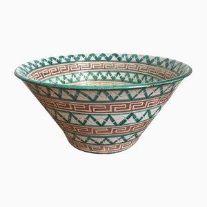 Cuenco de cerámica Vallauris de Robert Picault, años 60