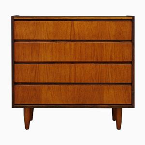 Vintage Danish Rosewood Chest of Drawers from ES Mobler