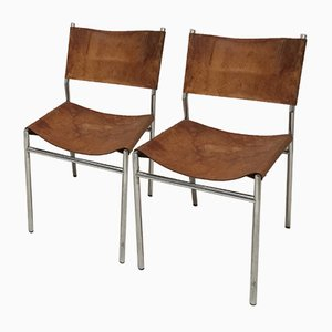 Chairs by Martin Visser for 't Spectrum, 1960s, Set of 2