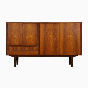 Vintage Rosewood Highboard, 1960s