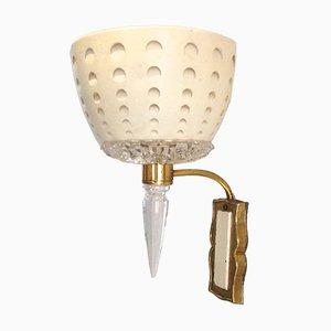 Moderne Mid-Century Wandlampen, 1950er, 2er Set