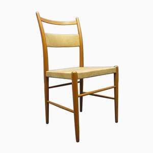 Sedie in teak di Yngve Ekström per Gemla Sweden, anni '60, set di 4