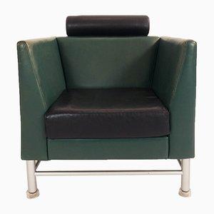 Vintage Eastside Armlehnstuhl von Ettore Sottsass für Knoll