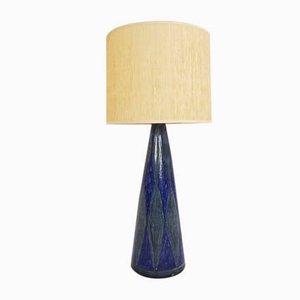 Italienische Tischlampe aus Keramik