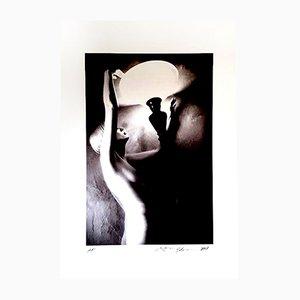 Portrait Photo Nude Woman par Ralph Gibson, 2013