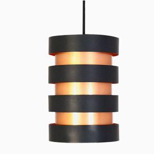 Lampada da soffitto vintage di Jo Hammerborg per Fog & Mørup