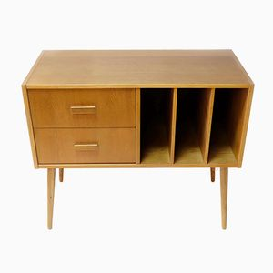 Vintage Danish Credenza with 2 Drawers
