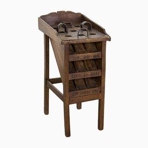 Mobiletto da gioco antico, Francia