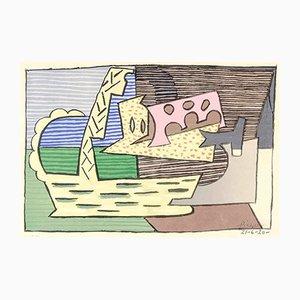 The Basket Druck von Pablo Picasso für Albert Carman, 1946
