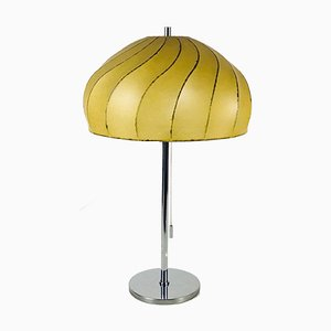 Large Vintage Cocoon Table Lamp, 1960s