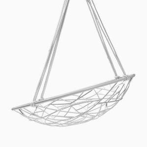 Hängender Twig Basket Liegesessel von Studio Stirling
