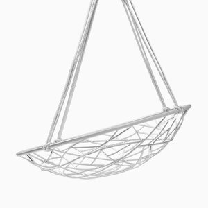 Twig Basket Hanging Chair from Studio Stirling