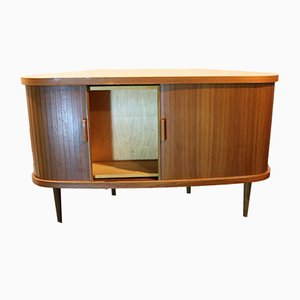 Commode Triangulaire Scandinave Vintage