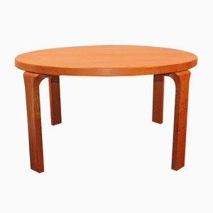 Round Wooden Coffee Table from Drylund