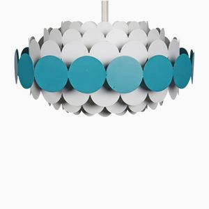 Lampada da soffitto vintage di Doria Leuchten