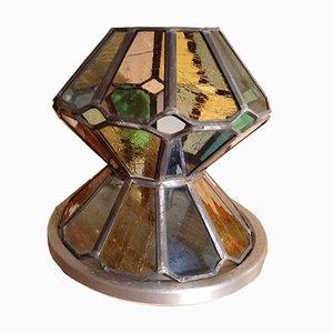 Lámpara de mesa italiana vintage