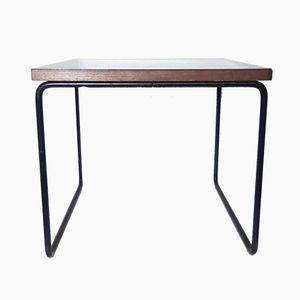 Vintage Side Table by Pierre Guariche for Steiner
