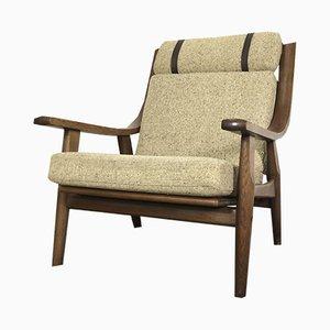GE 530 Sessel von Hans J. Wegner für Getama, 1970er