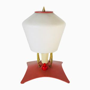 Small Mid-Century Sputnik Table Lamp, 1950s