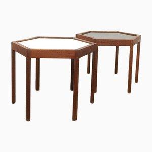 Tavolini di Hans Christian Andersson, anni '50, set di 2