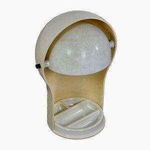 Vintage Tischlampe von Vico Magistretti für Artemide, 1960er
