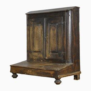 Oak Church Bench, 1880s