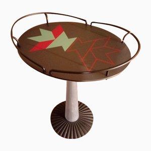Mesa de centro vintage de Hans von Klier para Zanotta, años 70