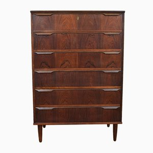 Rosewood Chest of Drawers from Trekanten, 1960s