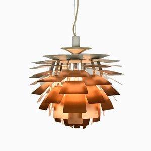 Lampada PH Artichoke di Poul Henningsen per Louis Poulsen, anni '50