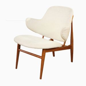 Mid-Century Easy Chair by Ib Kofod-Larsen