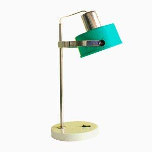 Vintage Green Lamp from Estoplast, 1970s
