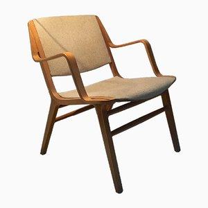 Dänischer Ax Chair von Peter Hvidt & Orla Mølgaard-Nielsen für Fritz Hansen, 1960er