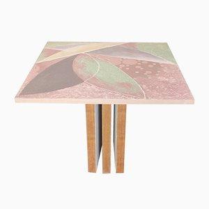 Table de Salle à Manger Vele par Mascia Meccani pour Meccani Design