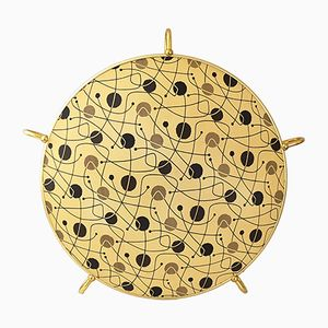 Rockabilly Wall or Ceiling Light from Erco Leuchten, 1950s