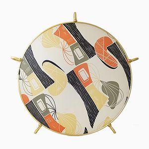 Rockabilly Wand- oder Deckenlampe für Erco, 1950er