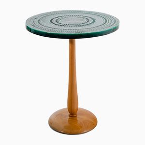 Ceramic Italian Table from Bitossi, 1960s
