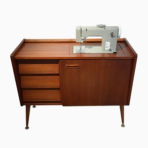 Sewing Cabinet from PFAFF, 1970s
