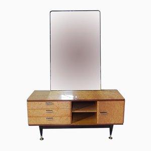 Tocador vintage con espejo