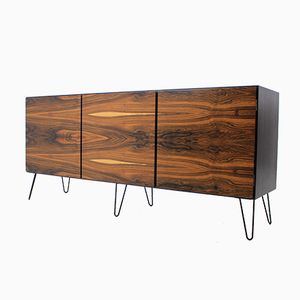 Upcycled Danish Rosewood Sideboard from Omann Jun, 1960s