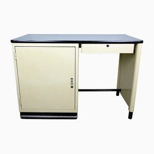 Schreibtisch aus Metall von Baisch, 1950er
