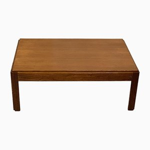 Danish Coffee Table by Lllam Wikkelson for Silkeboug, 1970s