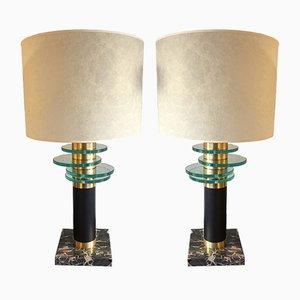 Lampe de Bureau, 1970s, Set de 2
