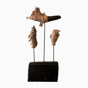 Sculpture Es leuchtet die Nacht par Markus Friedrich Staab pour Atelier Staab, 2019