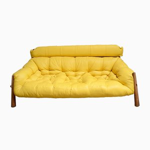 Vintage Modell MP-81 Sofa von Percival Lafer, 1970er