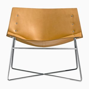 518C Panel Chair by Lucy Kurrein for Capdell
